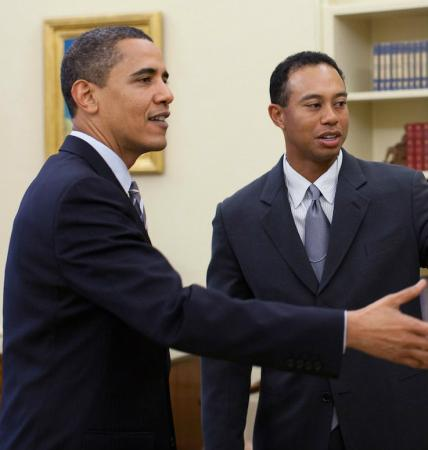Obama golf weekend with Tiger cost $3.6 million