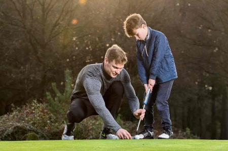 High-performance juniors shine at Crown Golf