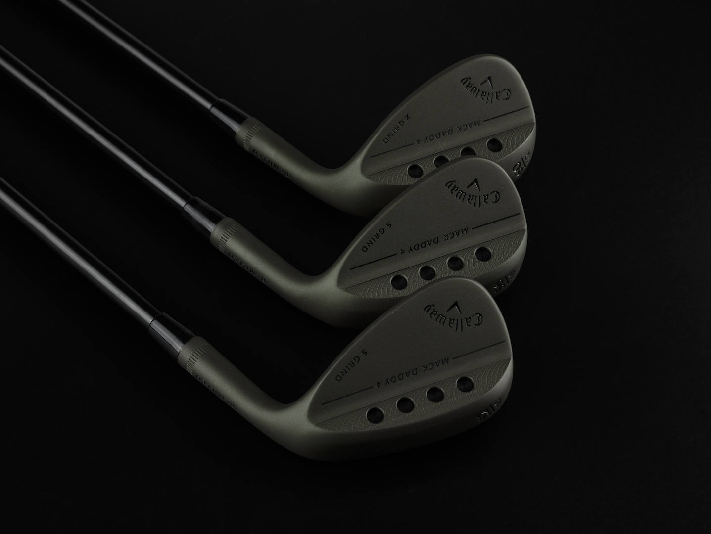 New Mack Daddy 4 Tactical Wedges