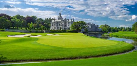 A round of golf at Adare Manor
