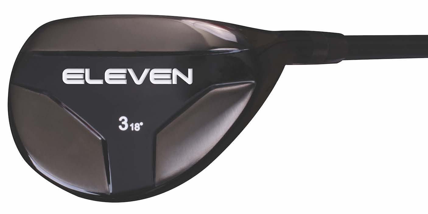 Eleven Golf launch new hybrid irons