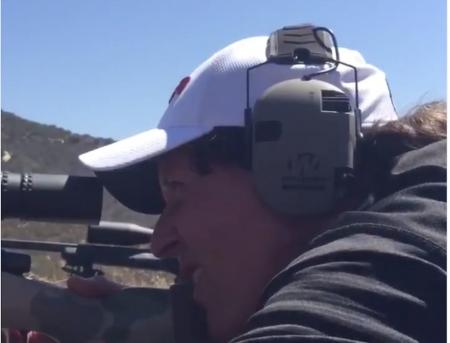 Phil Mickelson's sniper training video