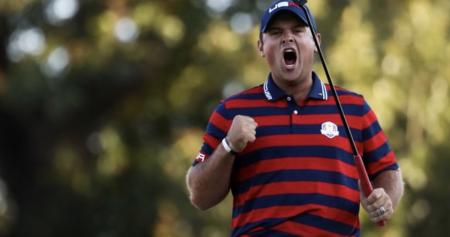 Patrick Reed becomes Lifetime Member of European Tour