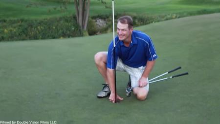 Club golfer scores $1,000,000.00 hole in one!