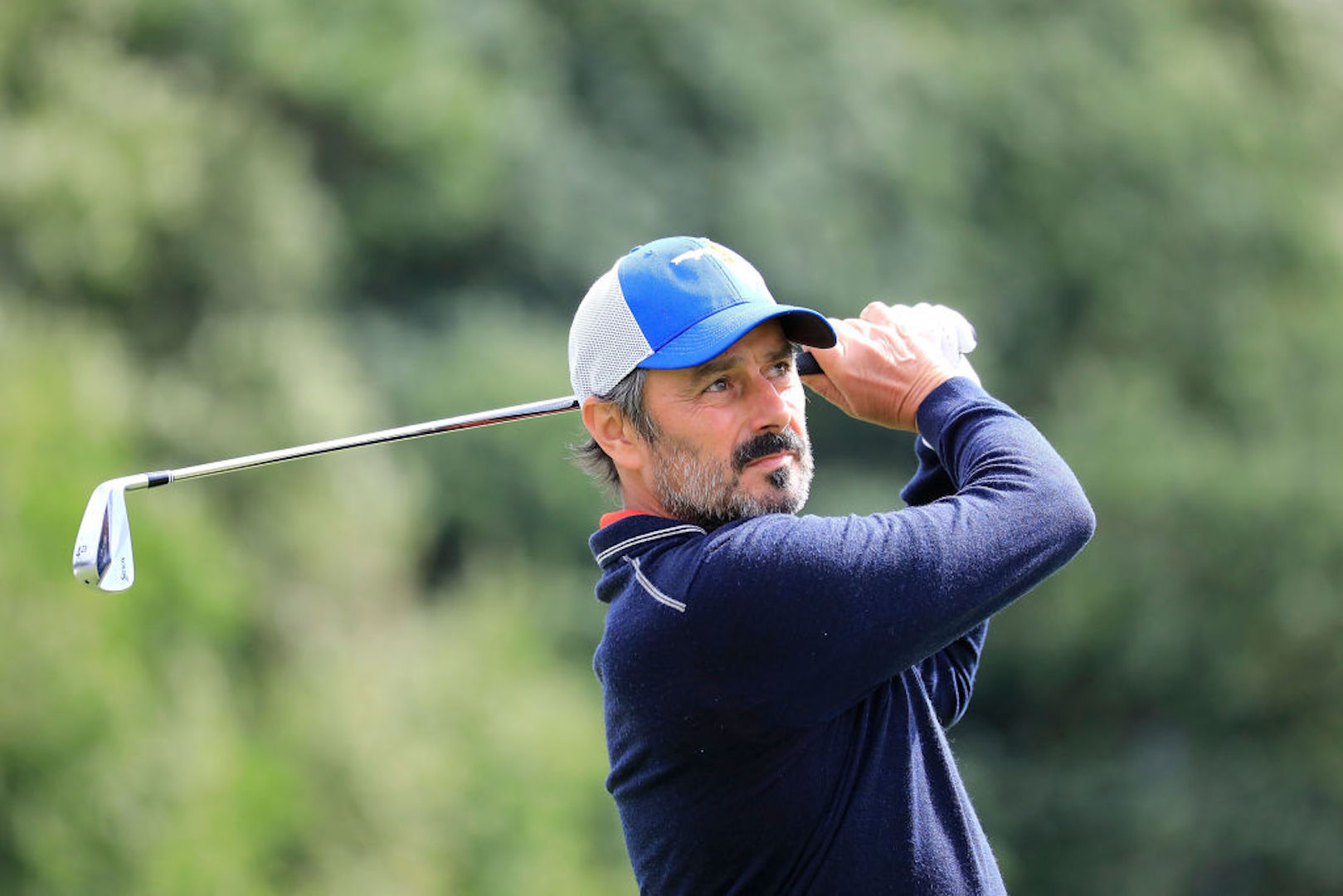 French golfing icon Jean van de Velde to play