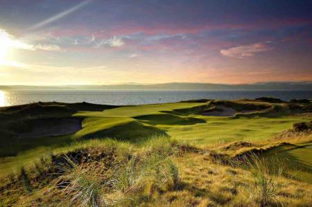 Highland golf event boosts economy and charity