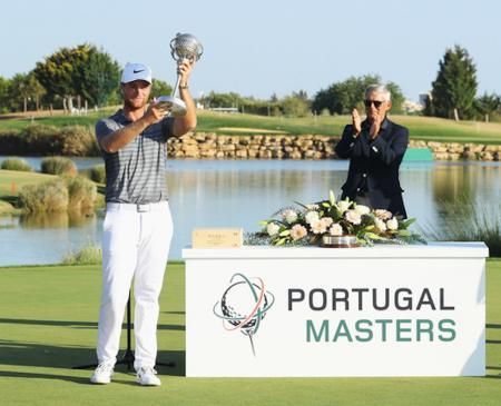 Dom Pedro welcomes European Tour