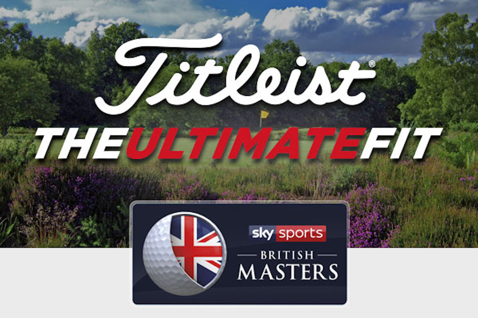 Titleist Ultimate Fit Experience returns