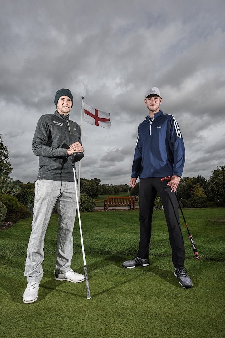 Stuart Broad beats Joe Root in Ryder Cup style challenge match