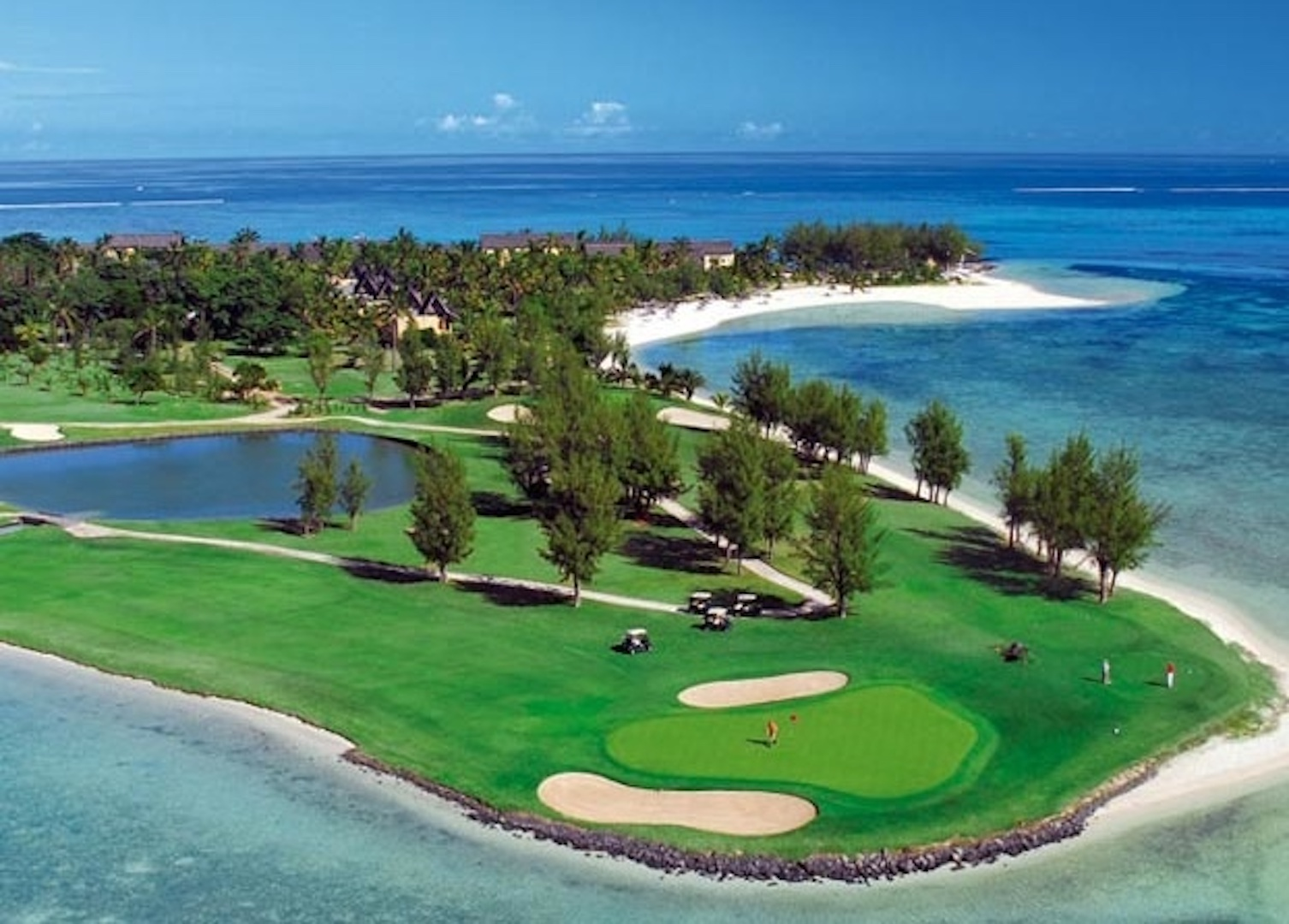 The world's Top 10 Must-visit Golf Resorts
