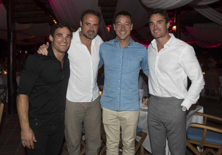 Sardinia set for star-studded Costa Smeralda Invitational 20118