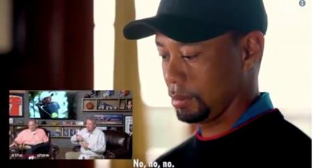 Tiger watches a tyrade of naysayers writing him off