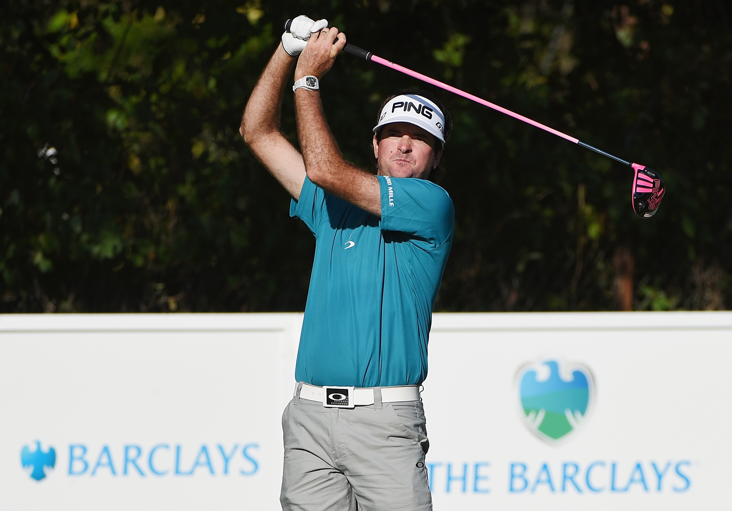 Barclays Day Two Wrap