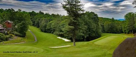 Linville Land Harbor Golf Club