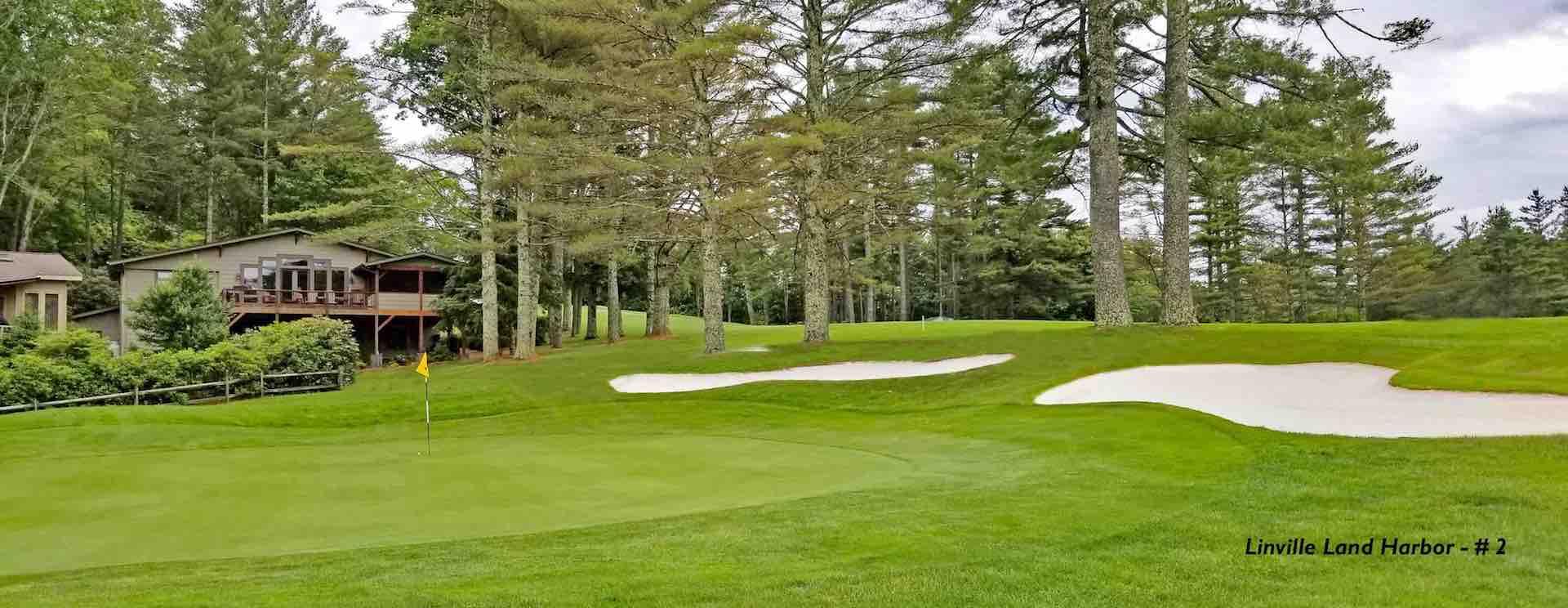 Linville Land Harbor Golf Club