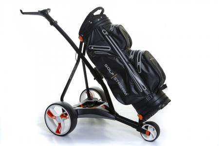 Golfstream unveils new lightweight cart bag