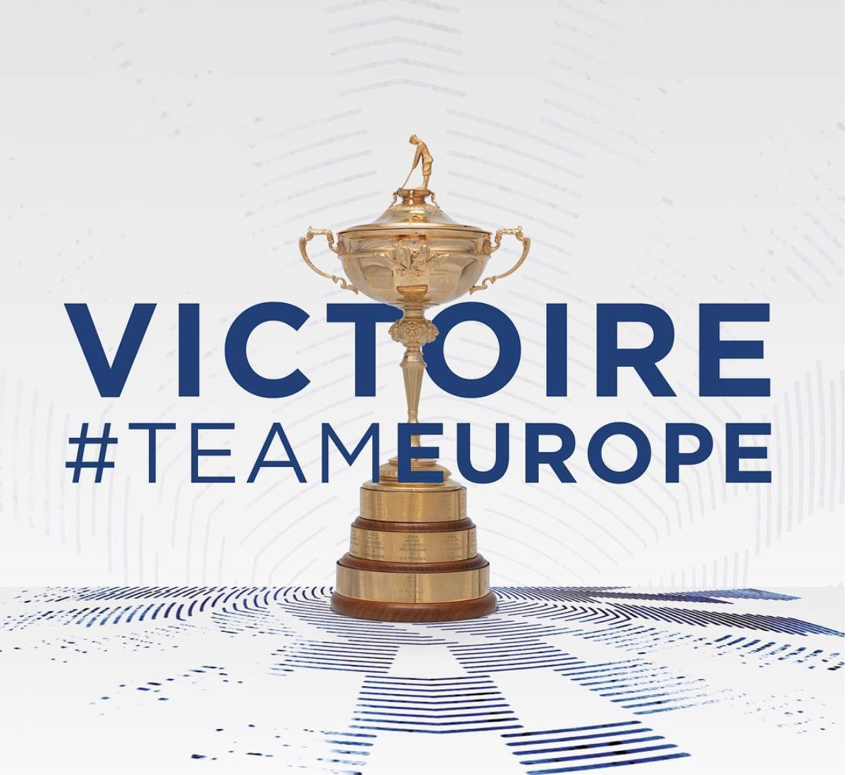 Europe win back the Ryder Cup with decisive victory
