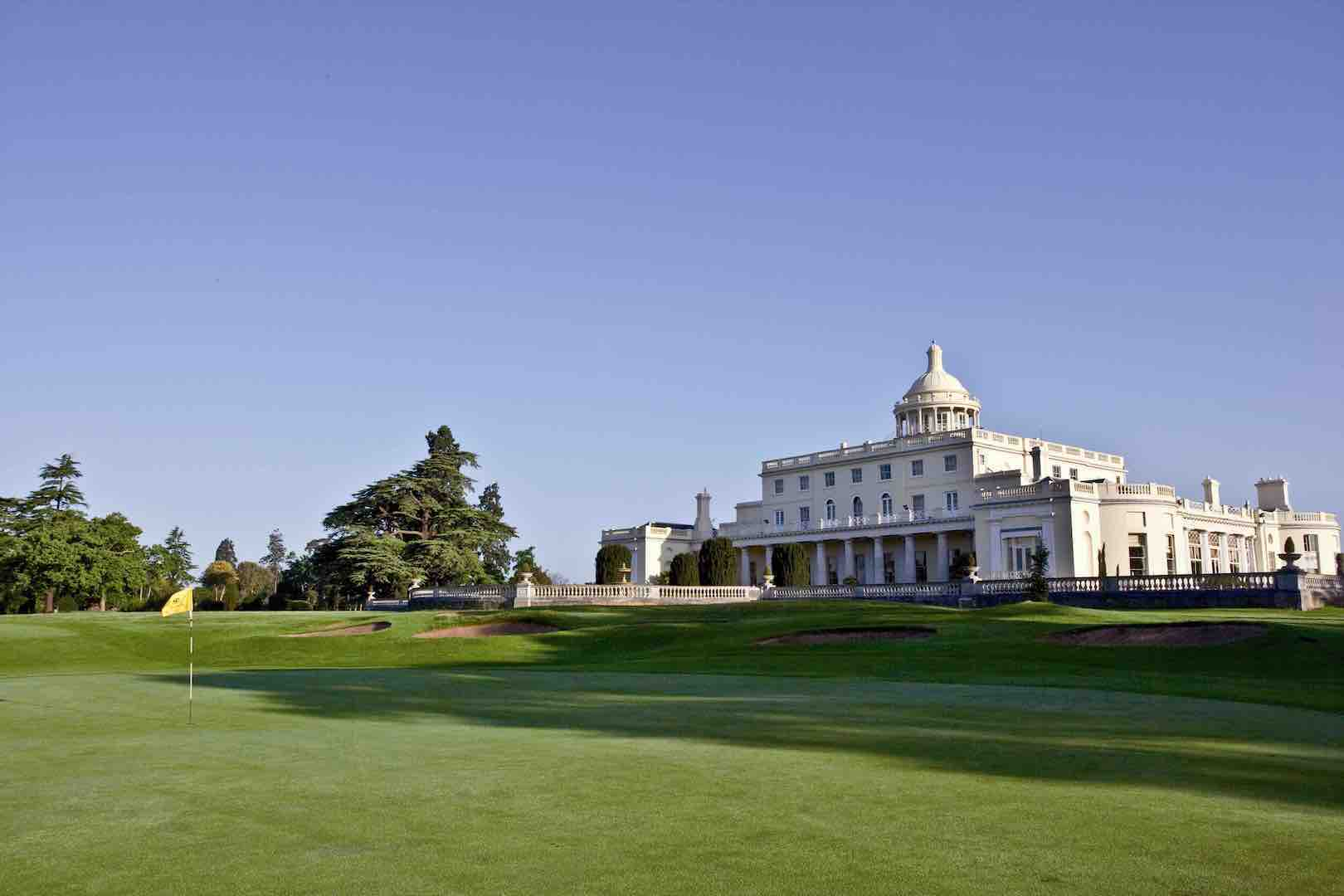 Youngsters have the chance to impress at Stoke Park