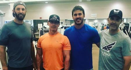 Koepka & Johnson 'at each other's throat's in Sunday night altercation