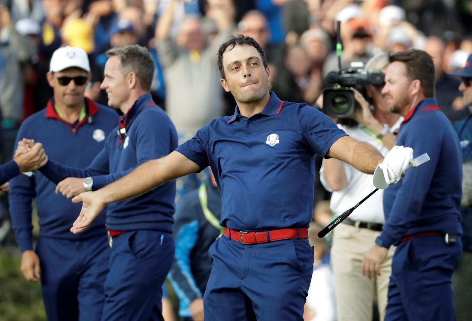 Custom-fit Bettinardi puts Molinari in Ryder Cup record books