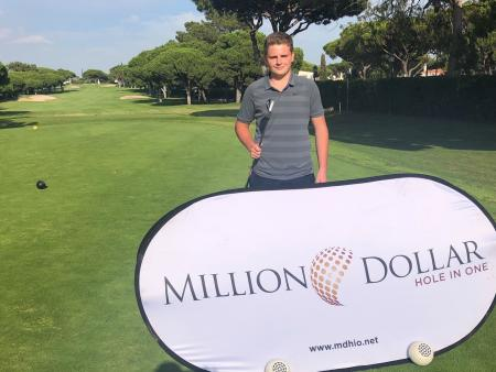 Brentwood teen is off to US Masters