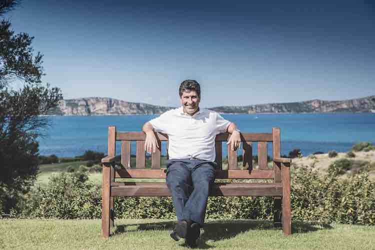 Costa Navarino announces Jose Maria Olazabal as designer