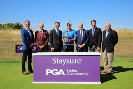 Staysure PGA Seniors Championship to return to London Golf Club in 2019