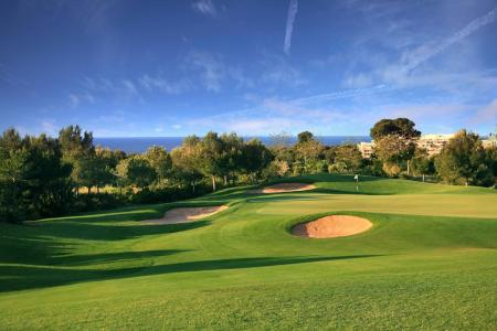 Costa Daurada's October sun continues to entice golfers to the region