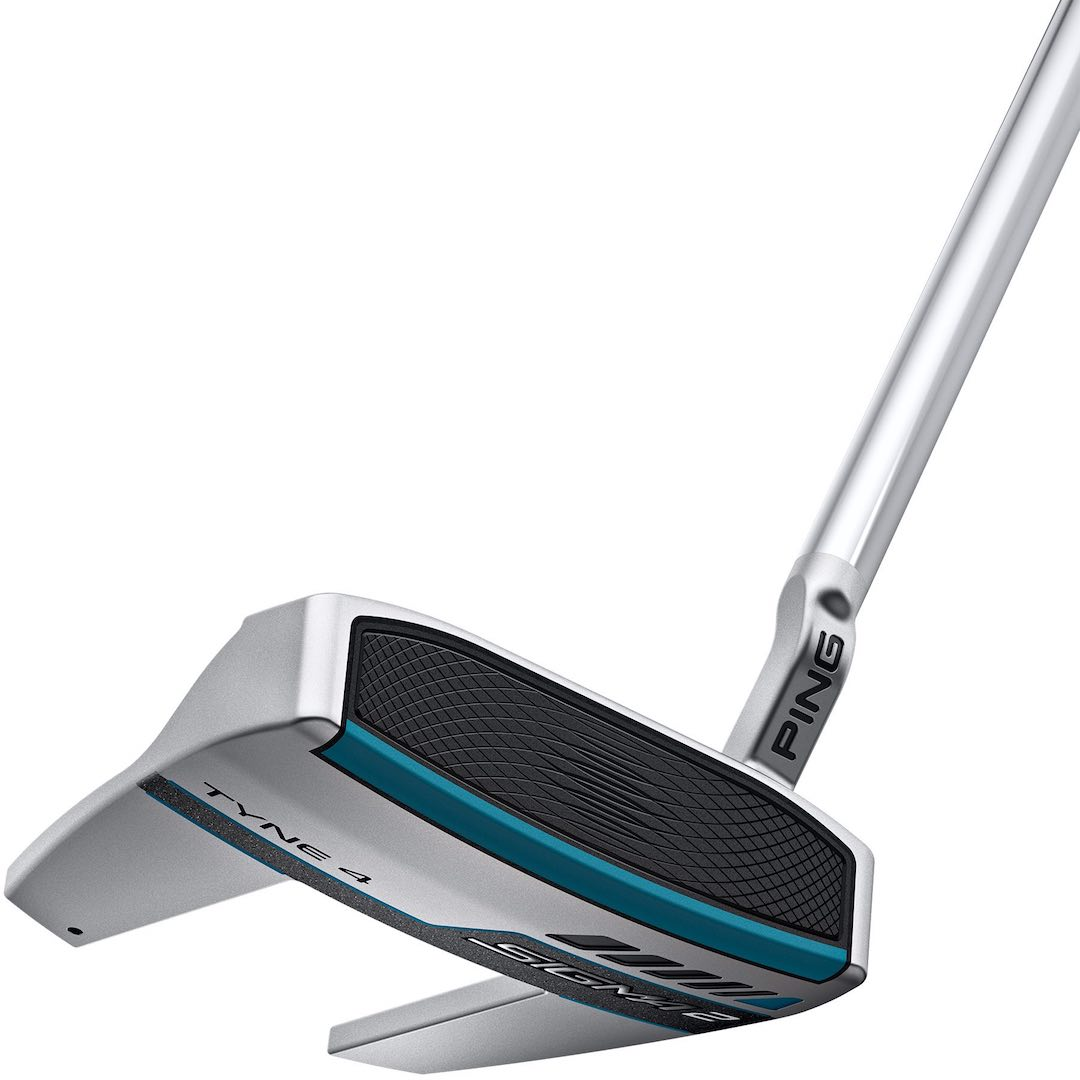PING introduces Sigma 2 putters with dual-durometer face