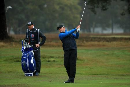 How a Mizuno SWING DNA session helped Eddie Pepperell