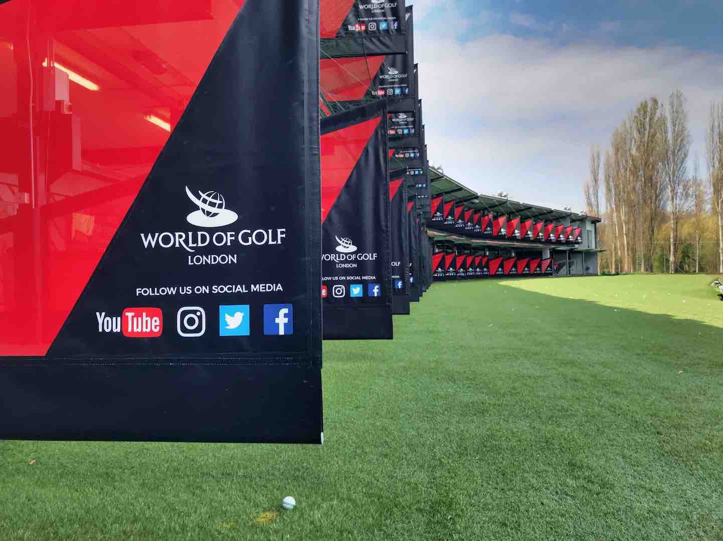 Business booming at World of Golf London