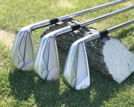 Three wins in three weeks for Mizuno irons