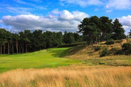 Delamere Forest celebrates its course make-over