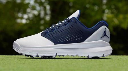 8baf1efbc465 Nike to launch Jordan ST G Blue golf shoes