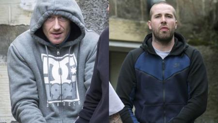 Two men convicted of £500k Gleneagles 'terrorist' robbery