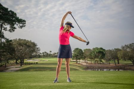 Lexi Thompson confesses to body image struggles