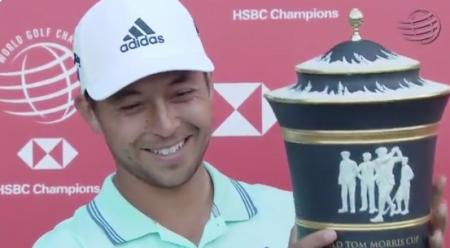 Xander Schauffele finds redemption at WGC in Shanghai