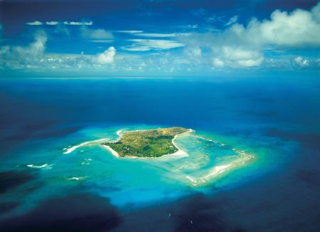 Necker Island Golf Caper