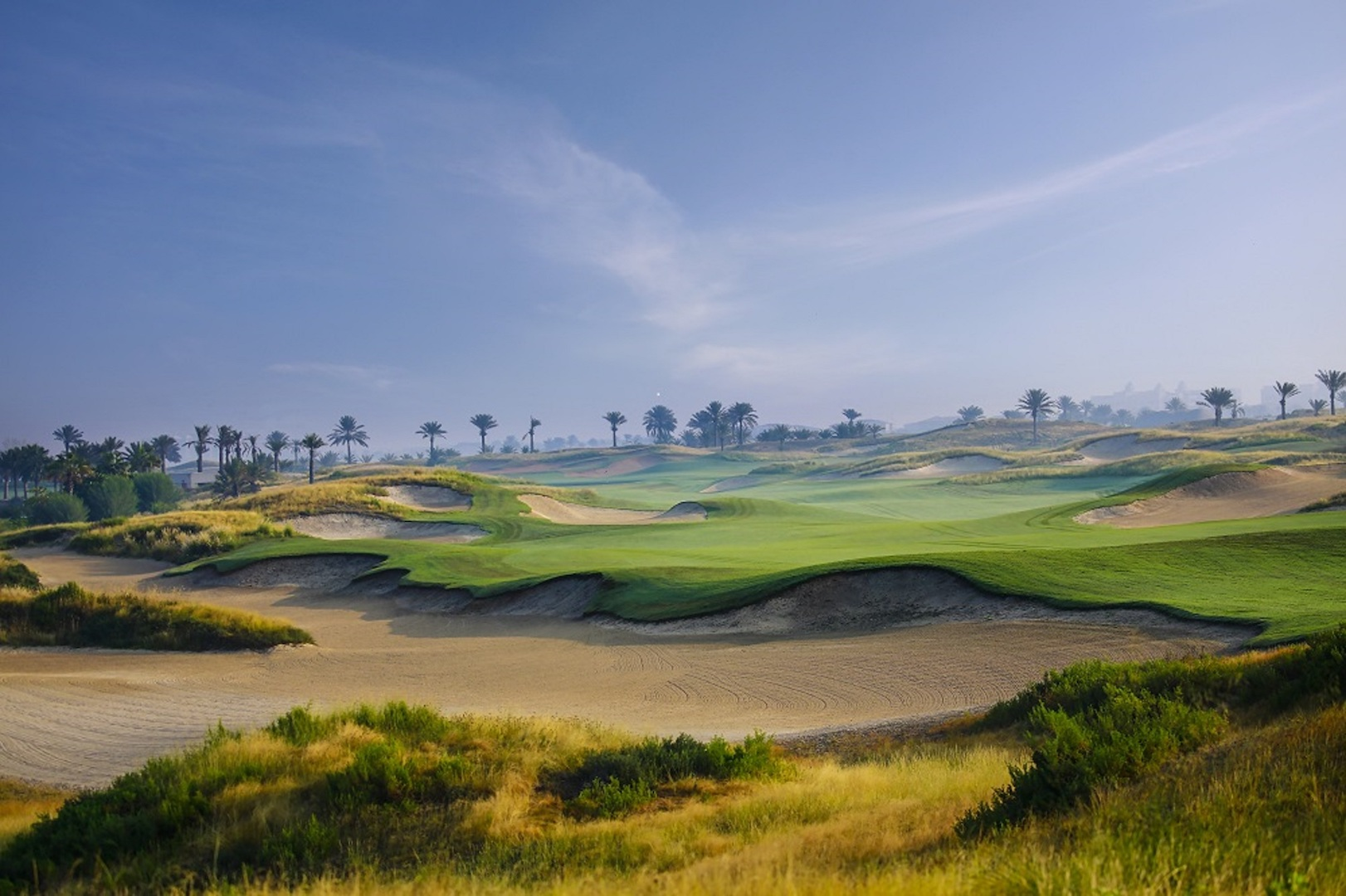 Abu Dhabi & Saadiyat Beach Golf Clubs confirm major tour events schedule