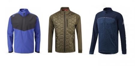 GolfPunk Selects Top 14 golf jackets for 2019
