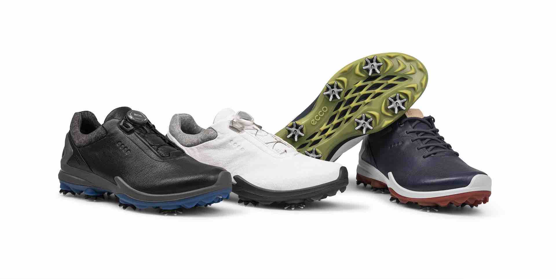 Ecco Golf continue the natural motion story with Biom G3