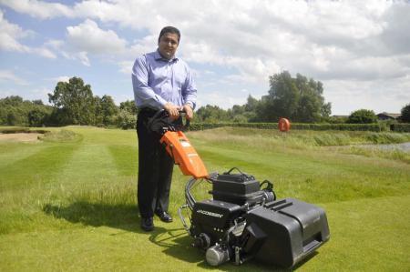 Partners back Golf Business International member's social initiative