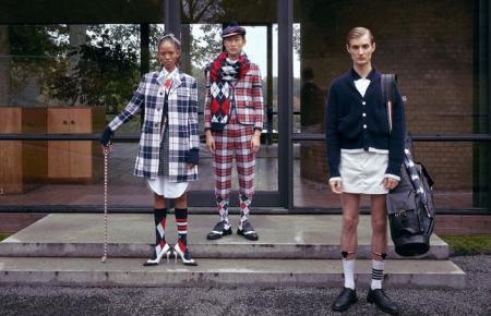 Fashion designer Thom Browne reveals 'ambitious' golf range