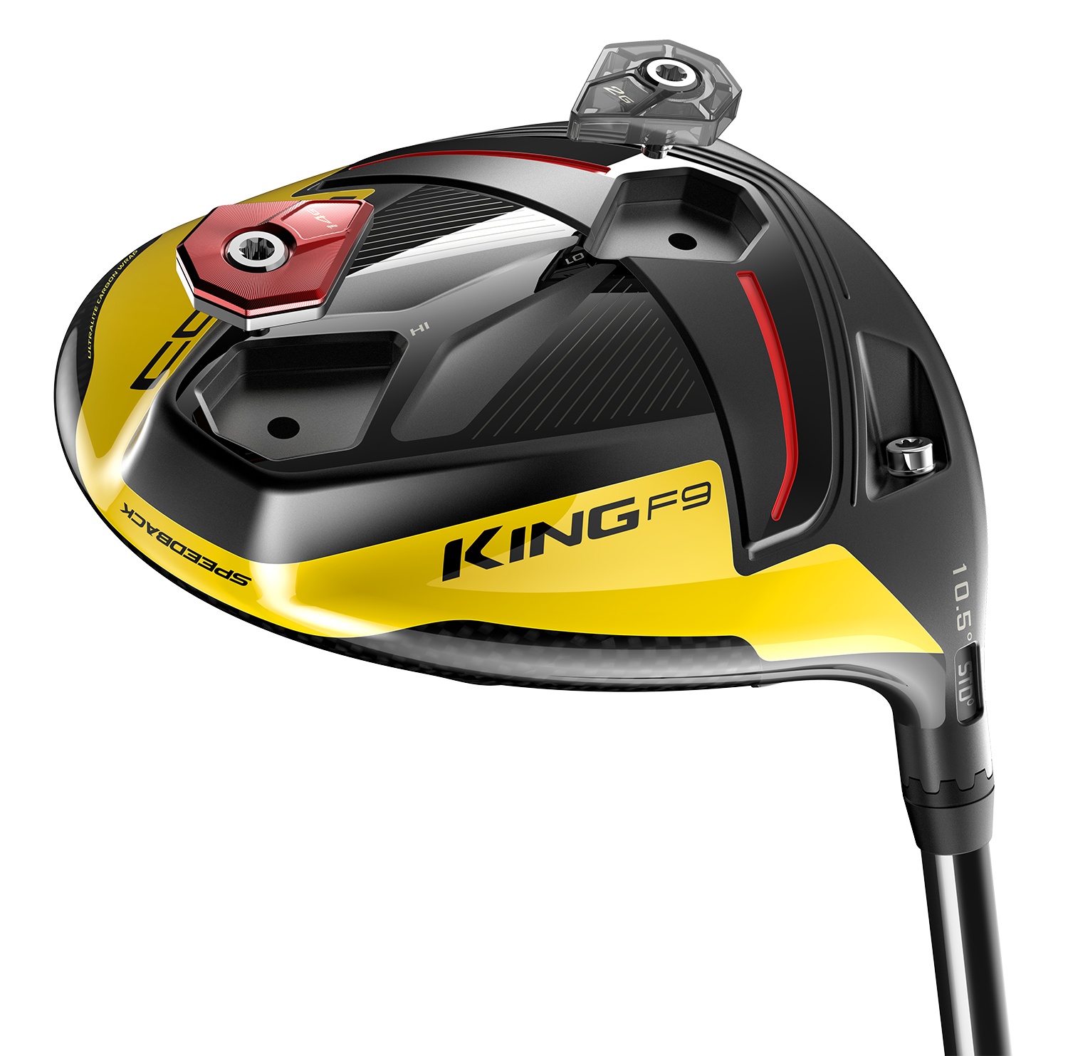 Cobra Golf launch King F9 Speedback Metalwoods