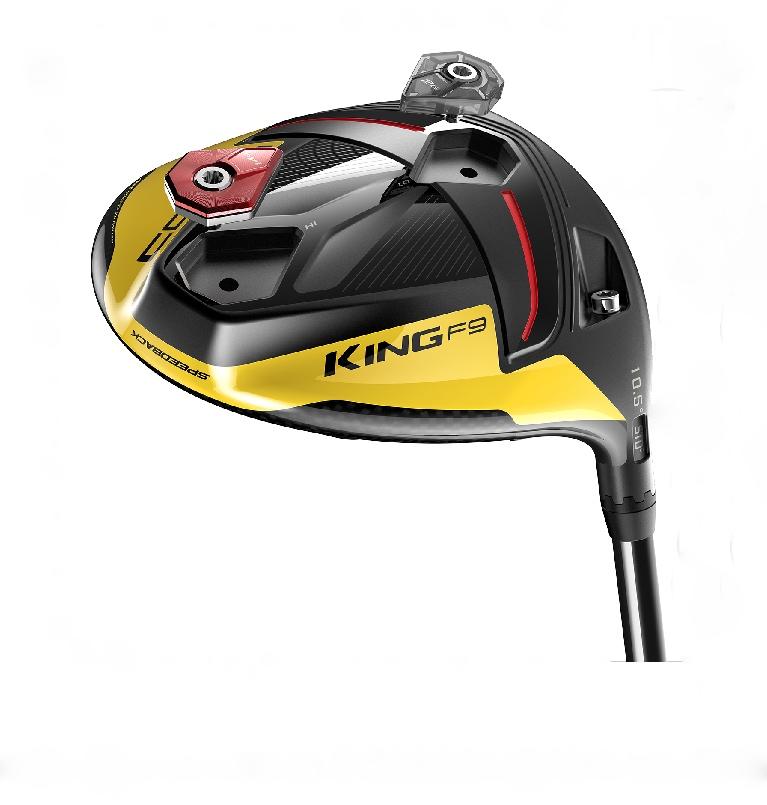 Cobra Golf unleash King F9 Speedback irons & hybrids