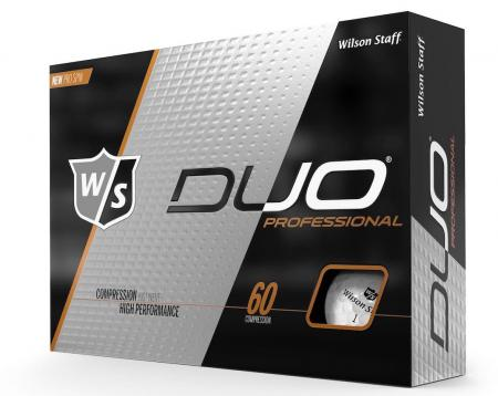 Wilson Staff launches Duo Professional golf ball
