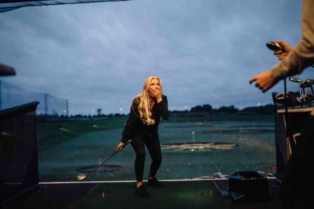 We Love Golf swings into action at Topgolf