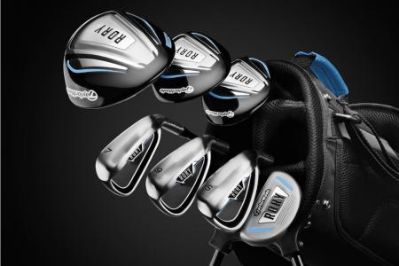 TaylorMade Golf introduces new Rory Junior golf sets