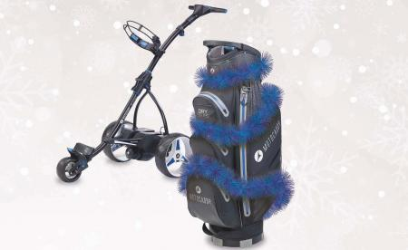 Festive Free Bag promotion from Motocaddy
