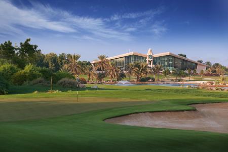 Abu Dhabi Golf Club recognised at World Golf Awards